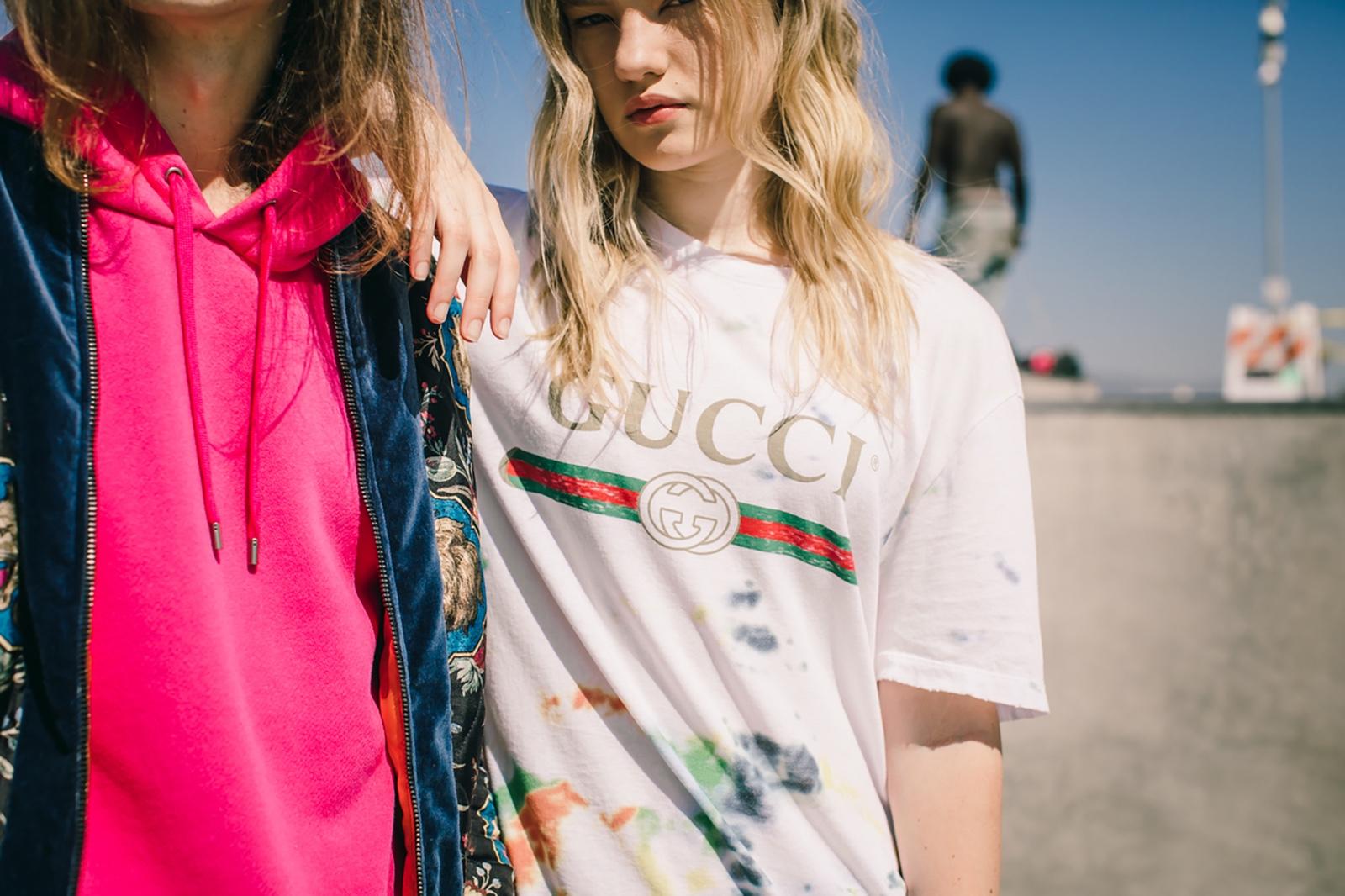 Focus sur la collection pré-automne Gucci 2017