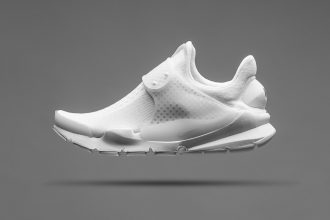 "Nike Sock Dart Knit Jacquard ""Triple White"""