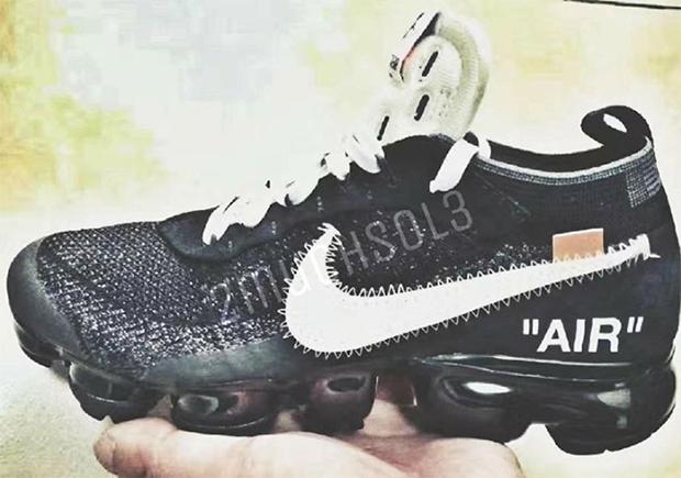 OFF-White X Nike : Découvrez la paire qui vient de fuiter !