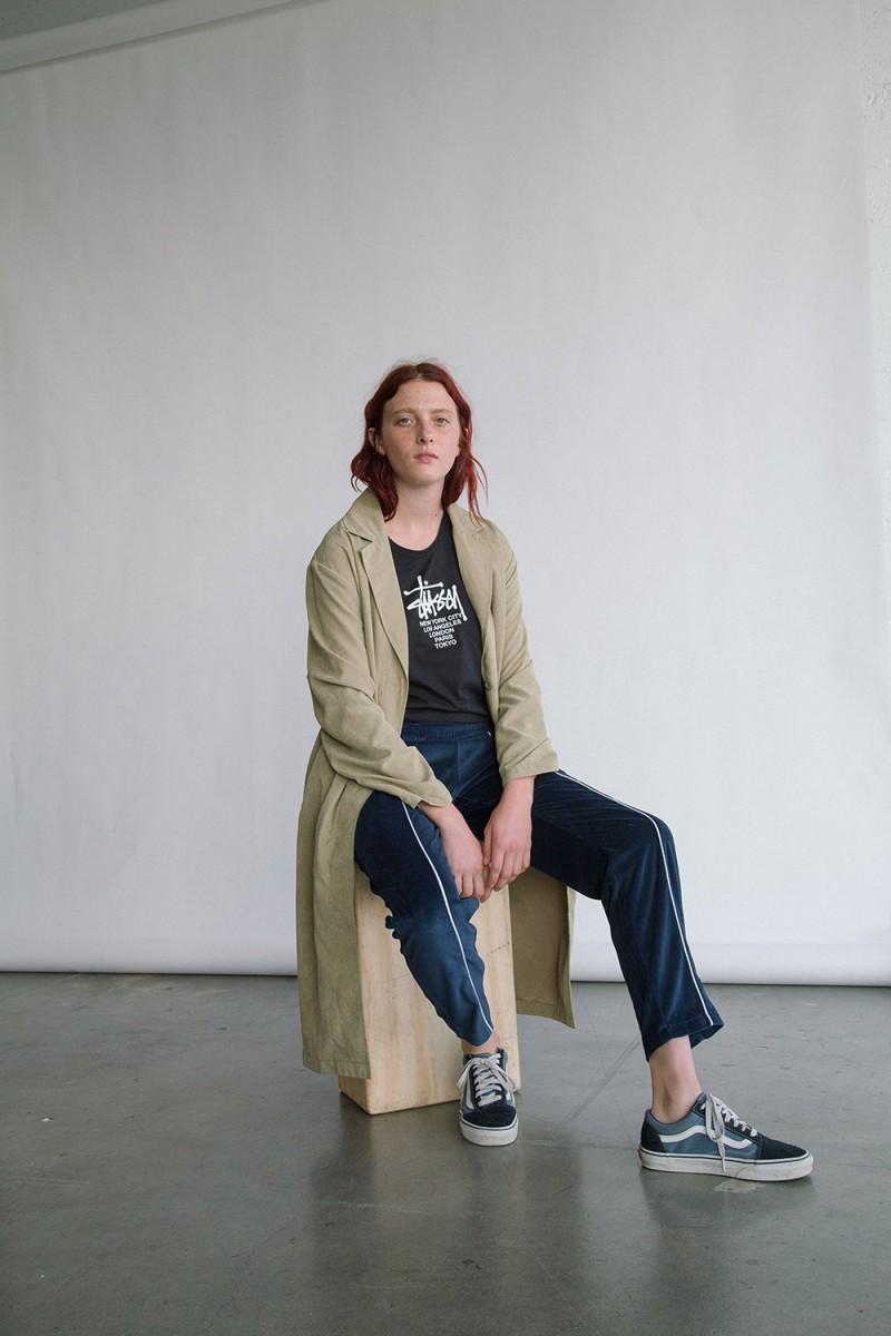 Stüssy dévoile sa collection printemps/été 2017 pour femmes