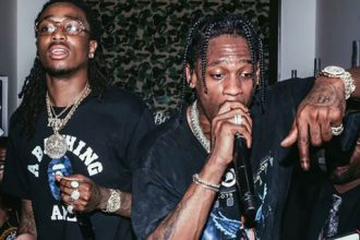 Travis Scott - Quavo