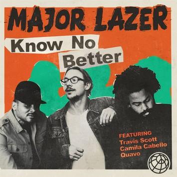 Alerte Musique : Les Major Lazer lâchent leur EP avec un son en feat avec Travis Scott et Quavo