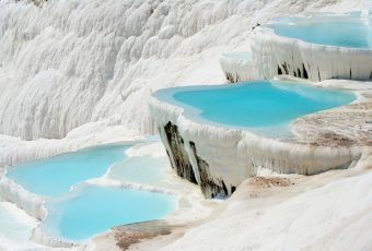 Amazing Trip in Pamukkale by Hannah Williams