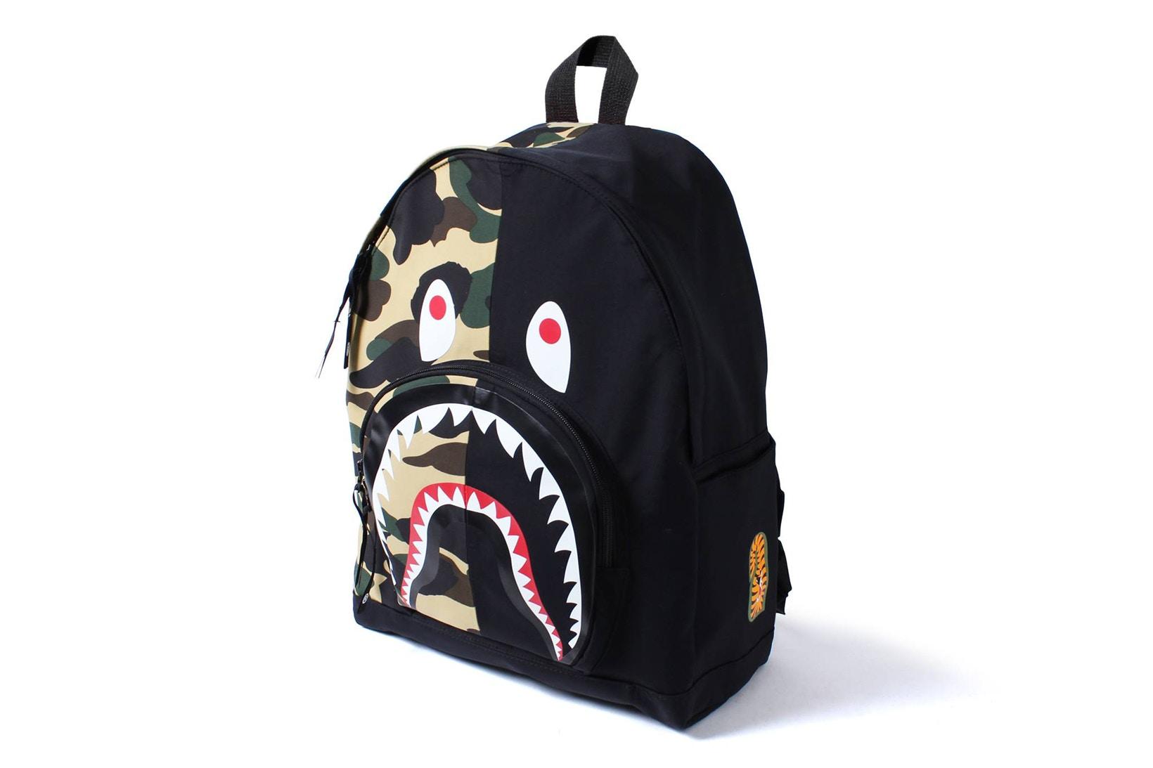 Le dernier backpack de BAPE va vous faire craquer !