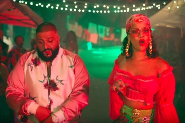 Rihanna plus sexy que jamais dans le clip de «Wild Thoughts» en featuring avec DJ Khaled et Bryson Tiller