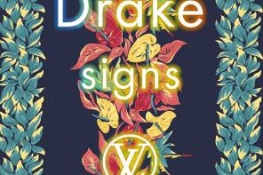 Drake crée un track exclusif pour le défilé Louis Vuitton