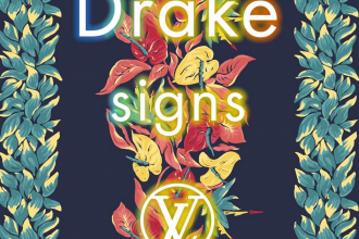 Drake Louis Vuitton