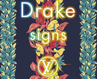 Drake Louis Vuitton