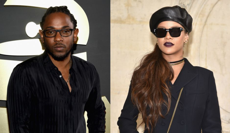 Kendrick Lamar et Rihanna en pleine préparation pour le clip de «Loyalty»