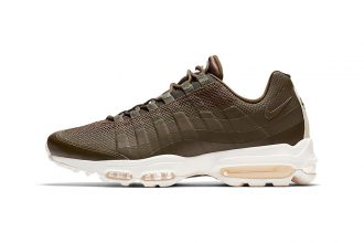 Nike Air Max 95 Ultra Cargo Khaki