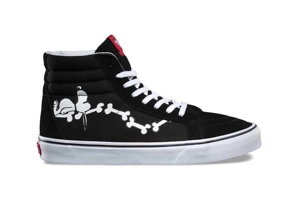 Vans met Snoopy et les Peanuts au cœur de sa nouvelle collection