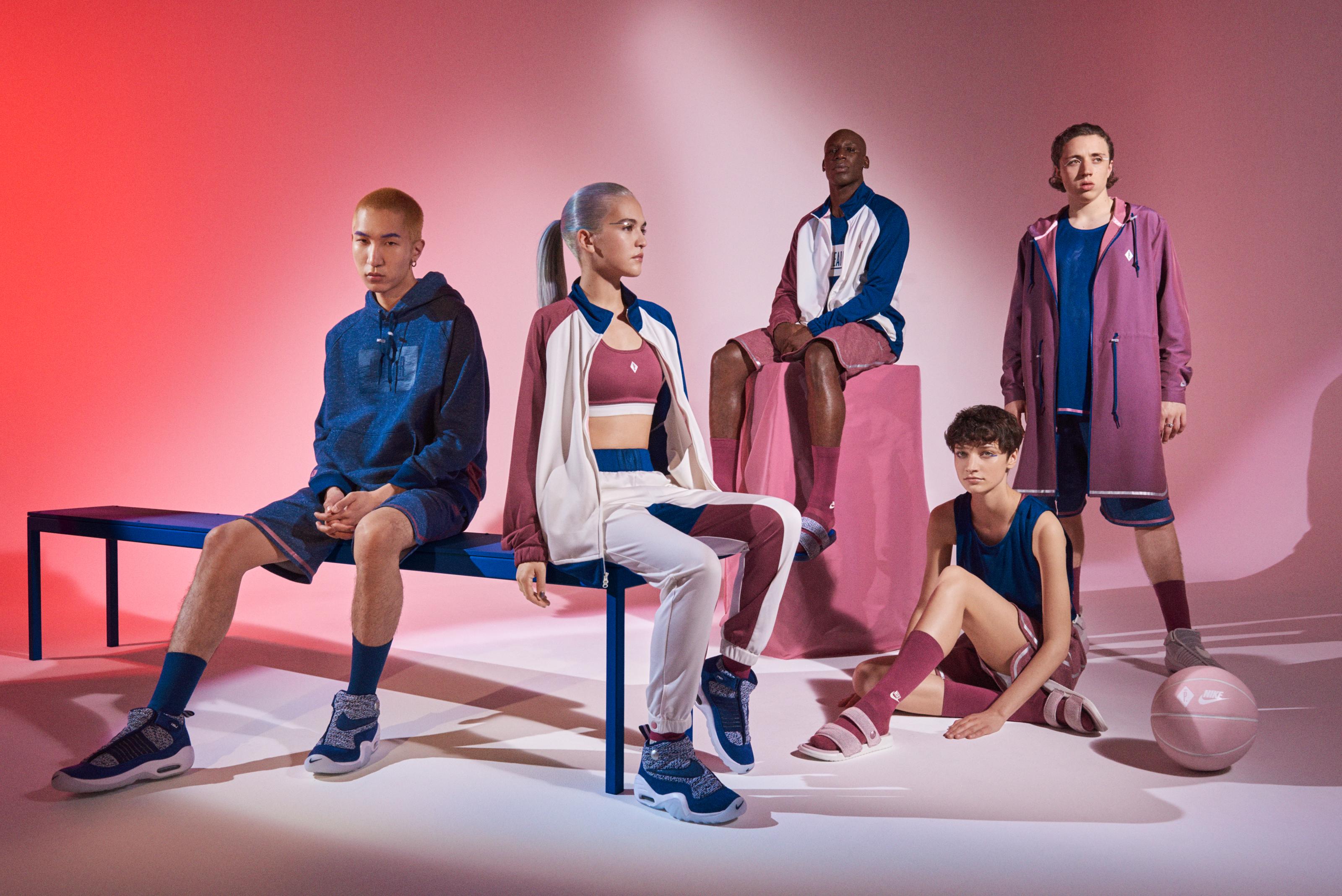 Zoom sur la collection Nikelab X Pigalle entièrement consacrée au basketball va vous éblouir