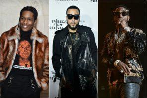Gucci Mane A$ap Rocky et French Montana monteront sur la scène des Bet Awards