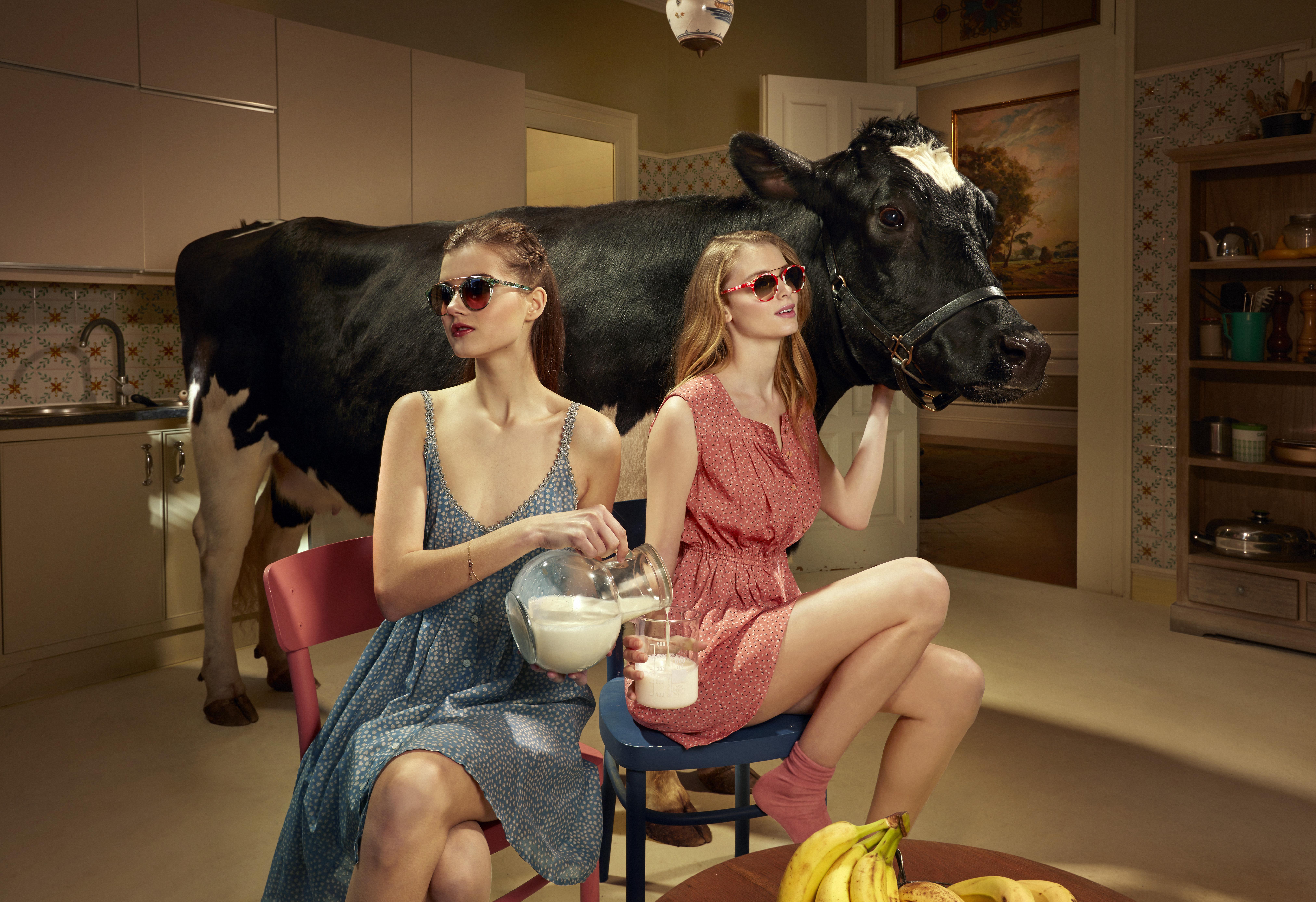 La marque barcelonaise Etnia propose des lunettes «Anartistes»