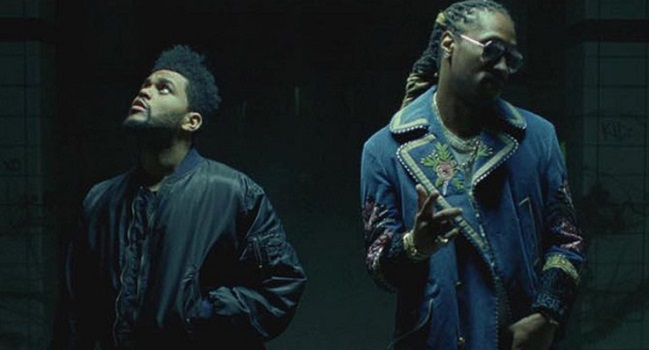Future et The Weeknd lâchent le clip de « Coming out strong »