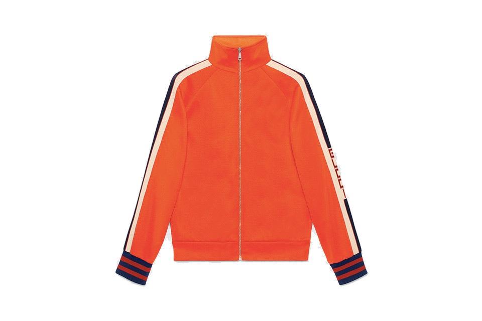 Alessandro Michele lâche une série de survêtements vintage et colorés pour Gucci