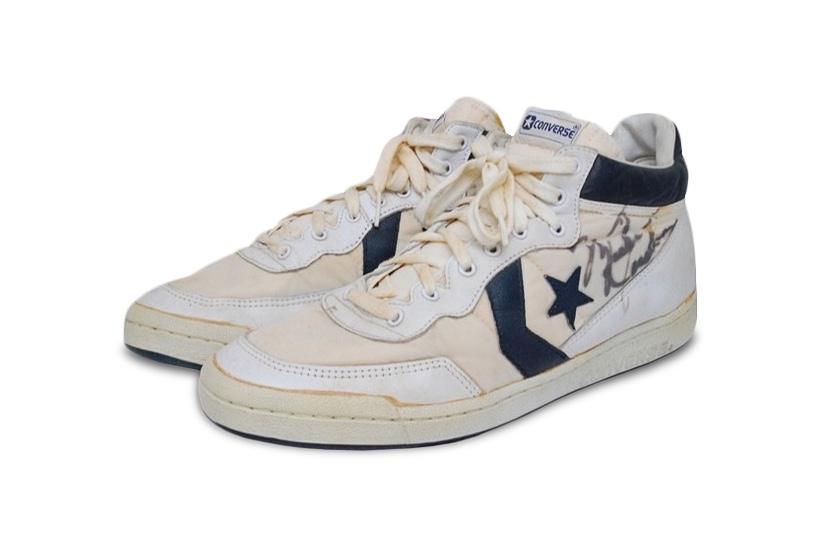 Vous ne devinerez jamais à combien s'est vendu cette paire de basket portée par le grand Michael Jordan