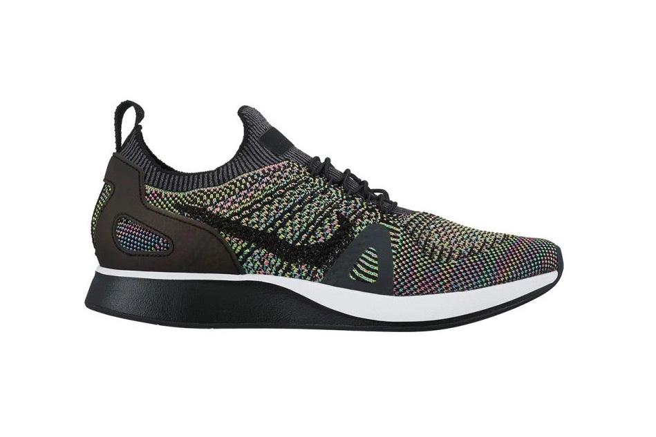 Nike propose une nouvelle version de la Flyknit Racer et la lâche en quatre coloris