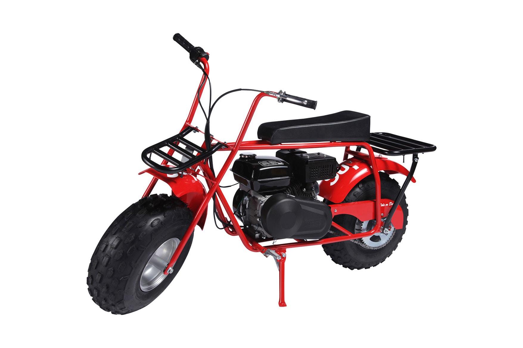 Cette moto Supreme X Coleman pourra faire son entrée dès cette semaine