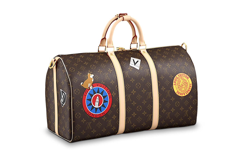 Louis Vuitton vous invite à personnaliser vos sacs et accessoires pour plus de style