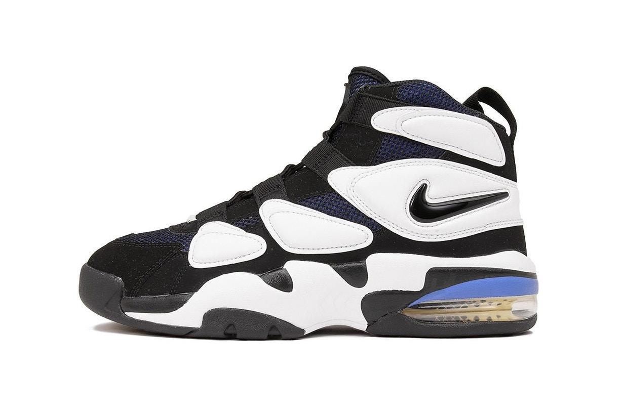 Nike en mode retro avec le retour de la Air Max Uptempo 94 Duke