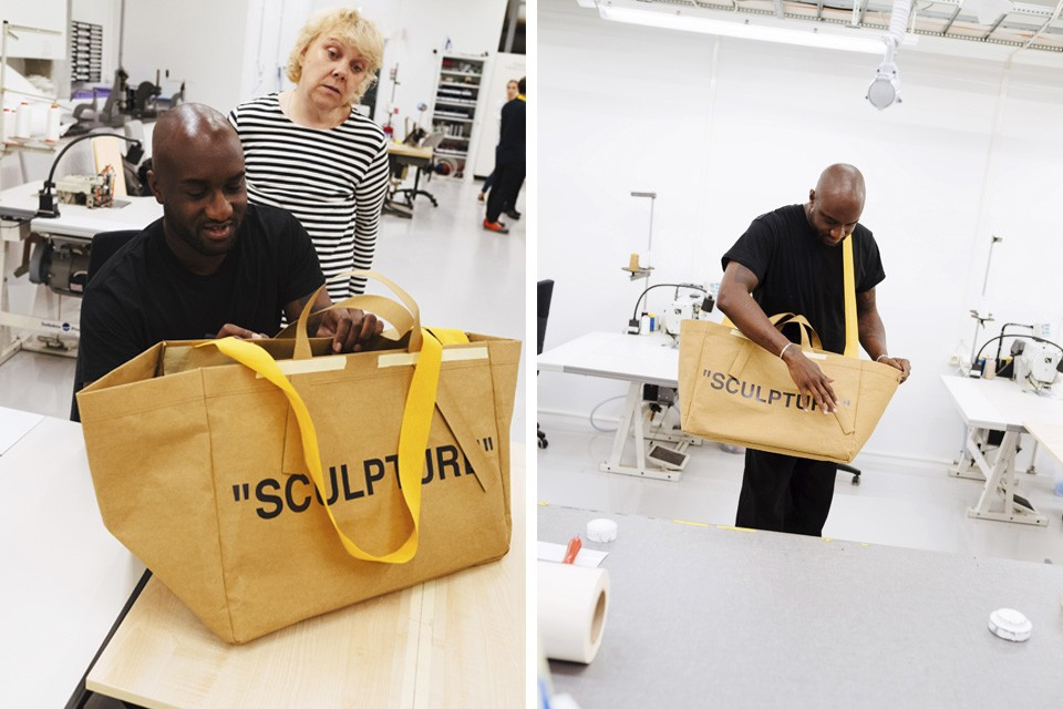 Virgil Abloh prévoit une collaboration surprenante pour OFF-White