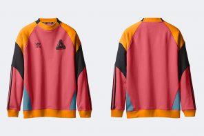 Découvrez les produits du second drop Palace x Adidas !
