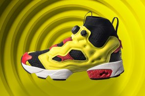 Une Instapump fury version Knit Socks pour Reebok