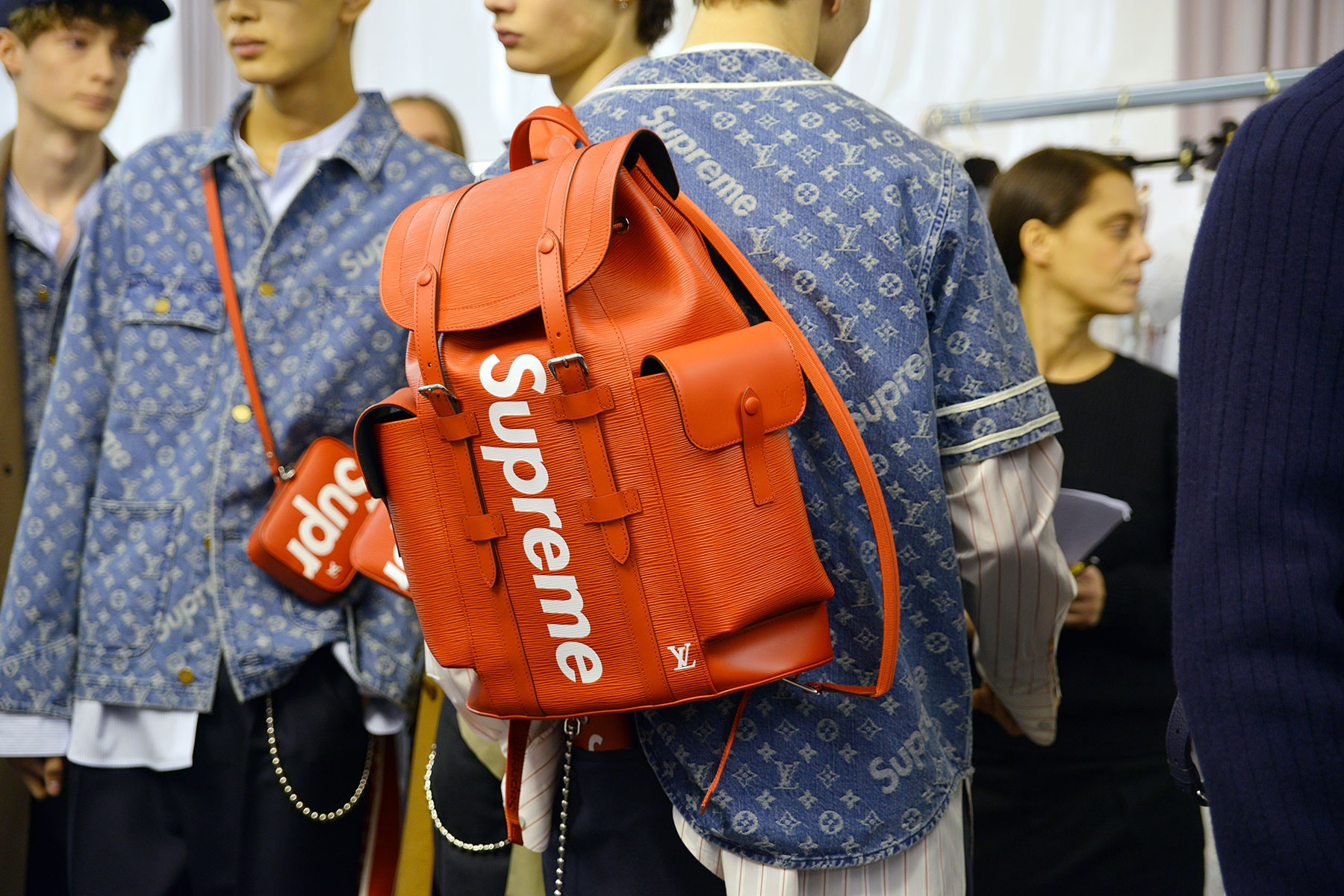La collaboration Louis Vuitton x Supreme de retour ?