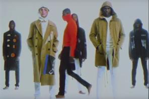 Le nouveau clip de A$ap Mob «RAF» avec A$ap Rocky dédié à Raf Simons