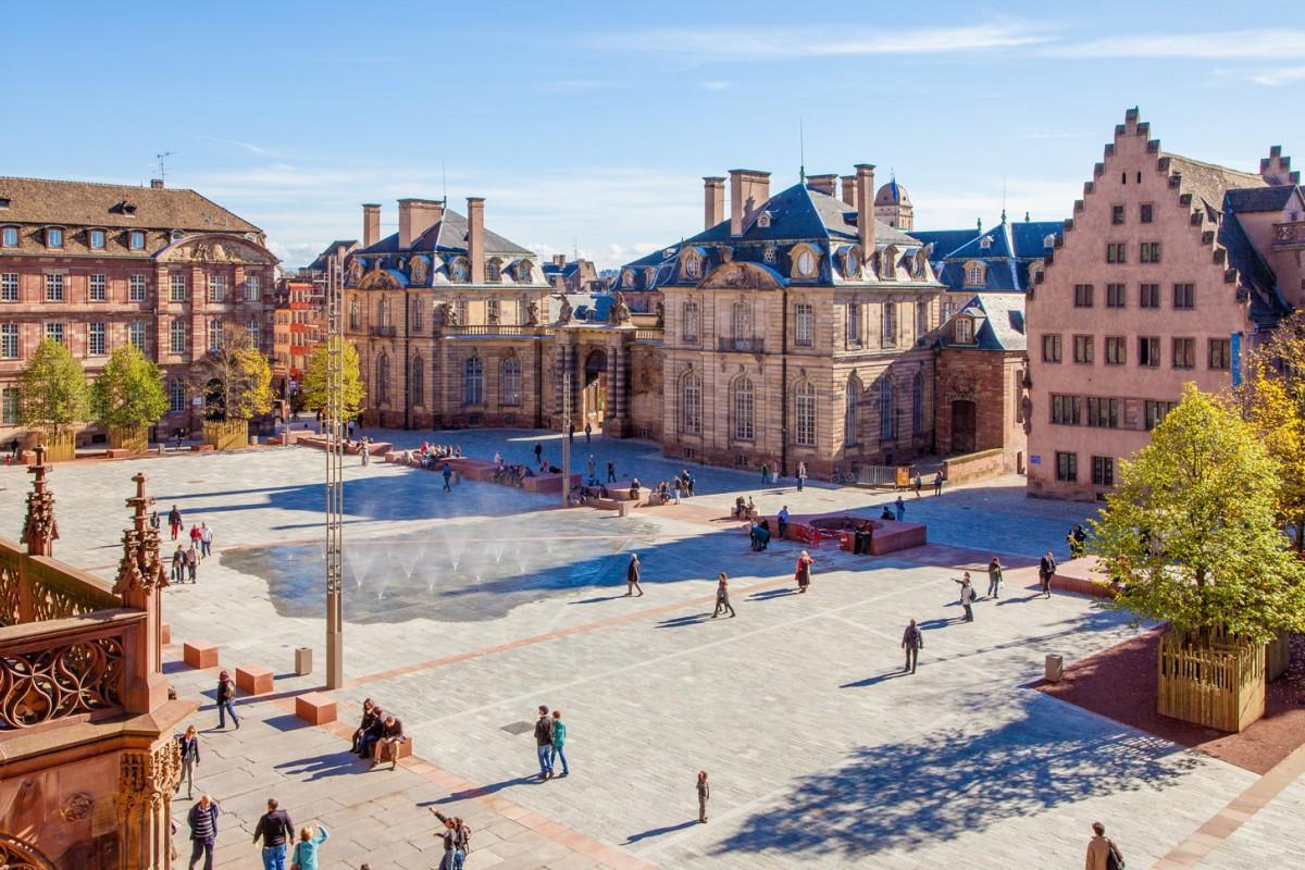 Festival et bonne bouffe, bienvenue à Strasbourg