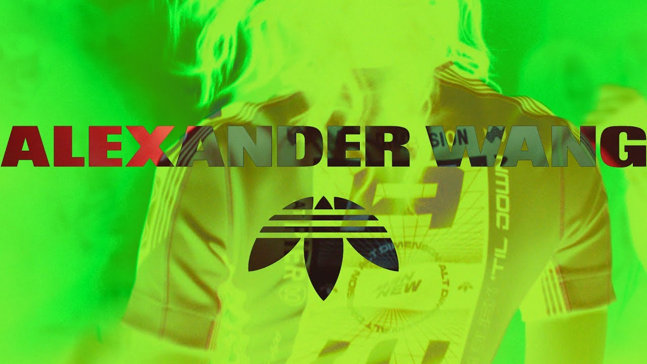 Découvrez le teaser de la collection Alexander Wang x Adidas Originals season 2