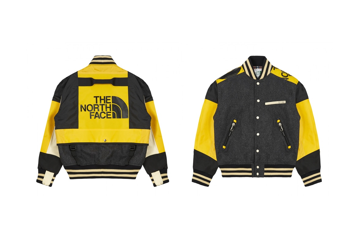 La collab' Junya Watanabe x The North Face est disponible sur DSML
