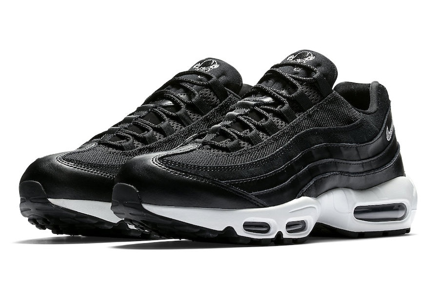 La Air Max 95 all black everything