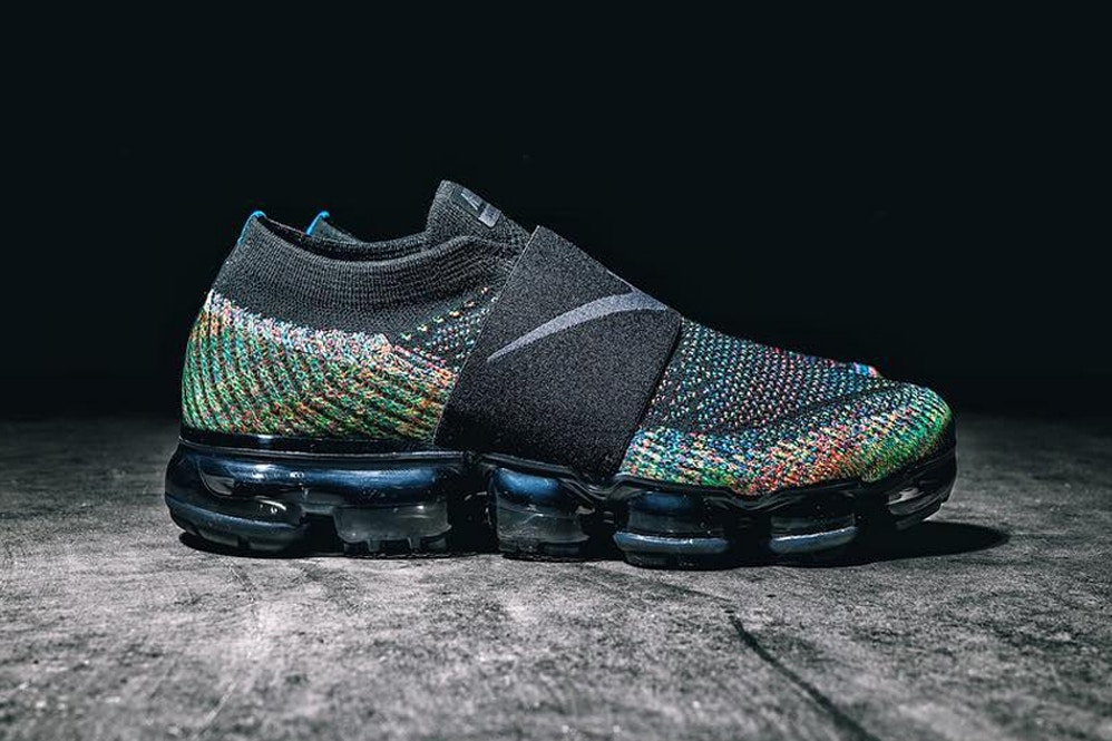 Une nouvelle version de la  Nike Vapormax  Multicolor !