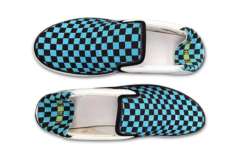 Vêtements s'inspire fortement de Vans pour sa nouvelle Sneakers !