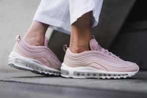 Nike sort une Air Max 97 couleur «Pink Snakeskin»