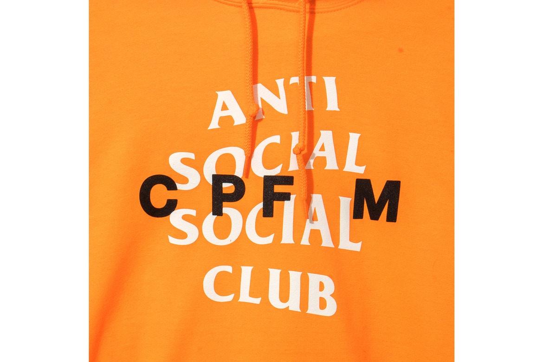 trends periodical anti social social club flea market