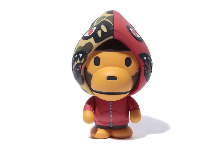 Bape et Medicom Toy reviennent avec de nouvelles figurines
