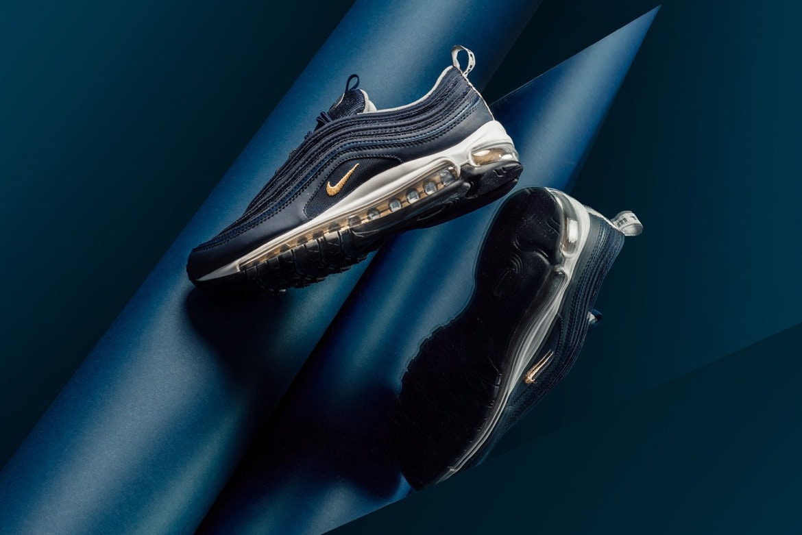 TRENDS PERIODICAL AIR MAX 97 MIDNIGHT NAVY