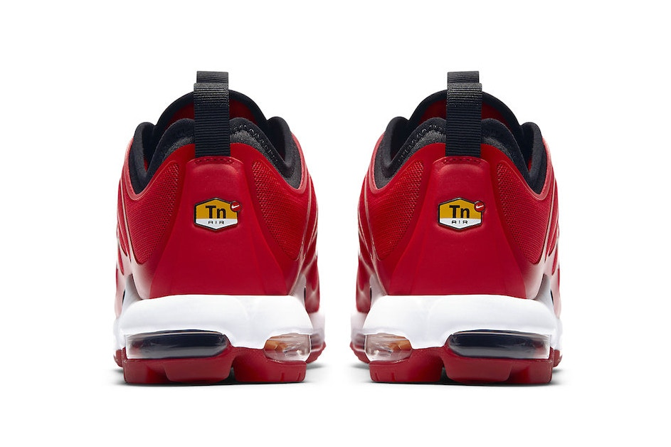trendsperiodical nike air plus TN ULTRA UNIVERSITY RED