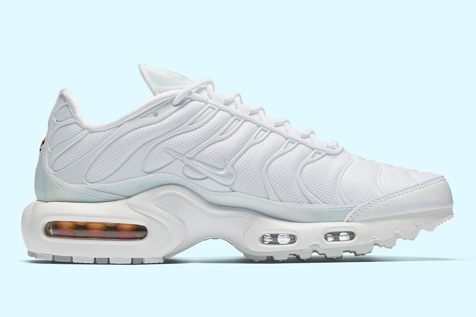La nouvelle Nike Air Max Plus Ultra couleur « Ice Blue »