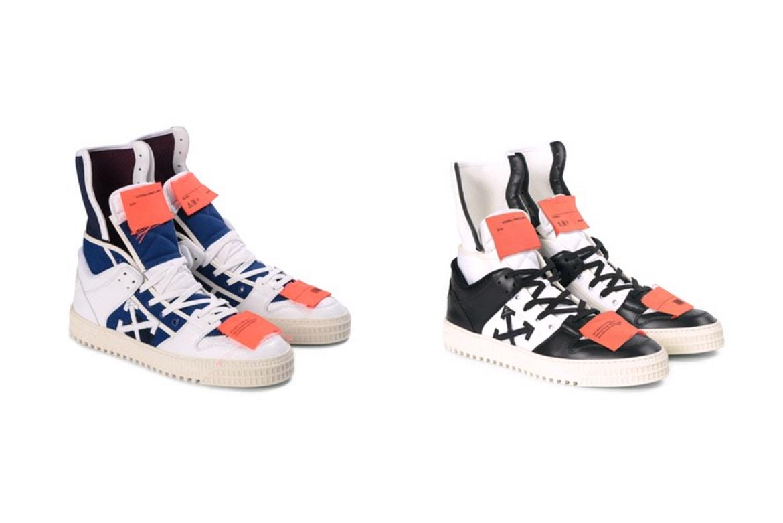 Les nouvelles Sneakers signés Virgil Abloh Off-White™ sont en pré-commande !