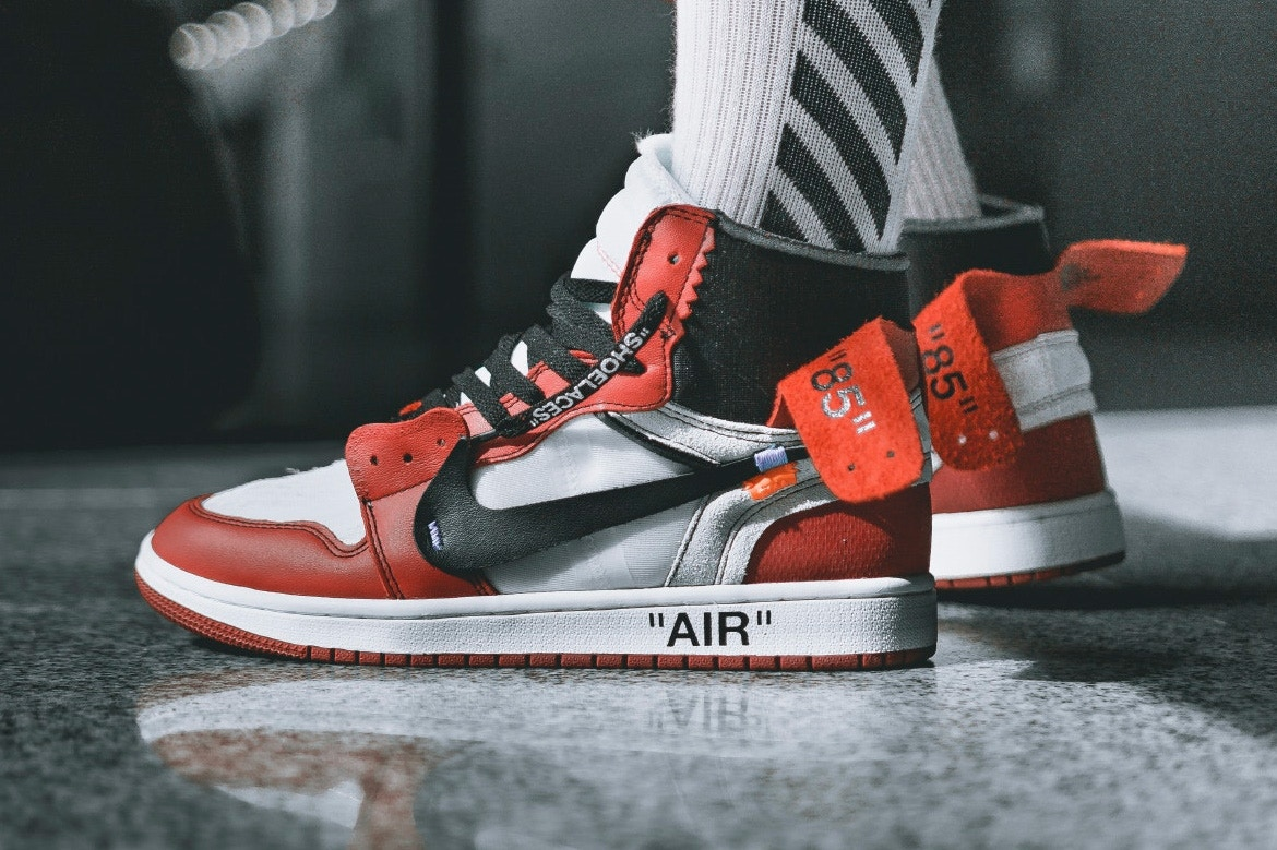 On a la date de sortie des  Off-White™ x Air Jordan 1!