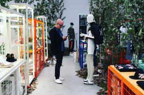 Le nouveau concept store de Virgil Abloh ouvre ses portes