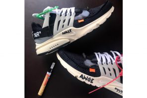 Un nouvel aperçu de la Nike Air Presto x Virgil Abloh Off-White™