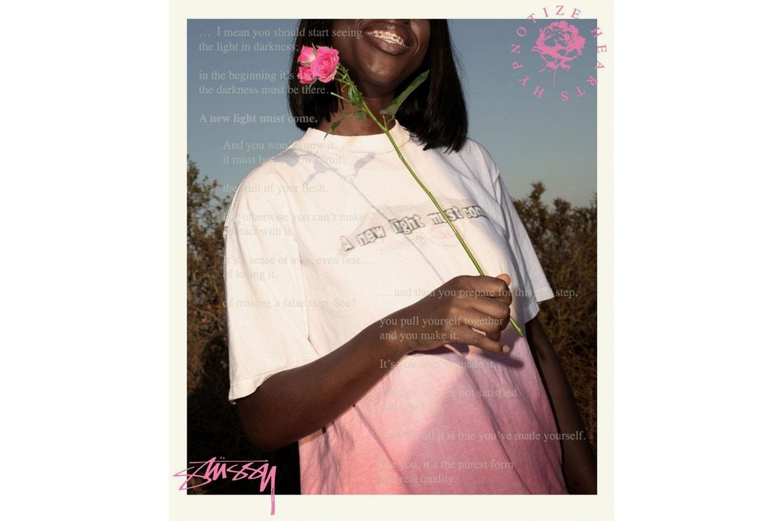Stüssy sort une nouvelle collection de tee-shirt  disponible dés aujourd'hui!