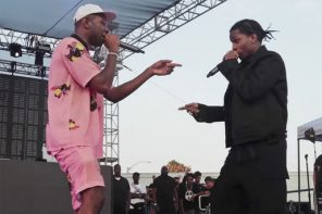 A voir, la performance de Tyler The Creator ft  A$AP Rocky au Long Beach Festival