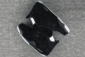 Un nouveau visuel de la paire rarissime Air Jordan 4 x Kaws