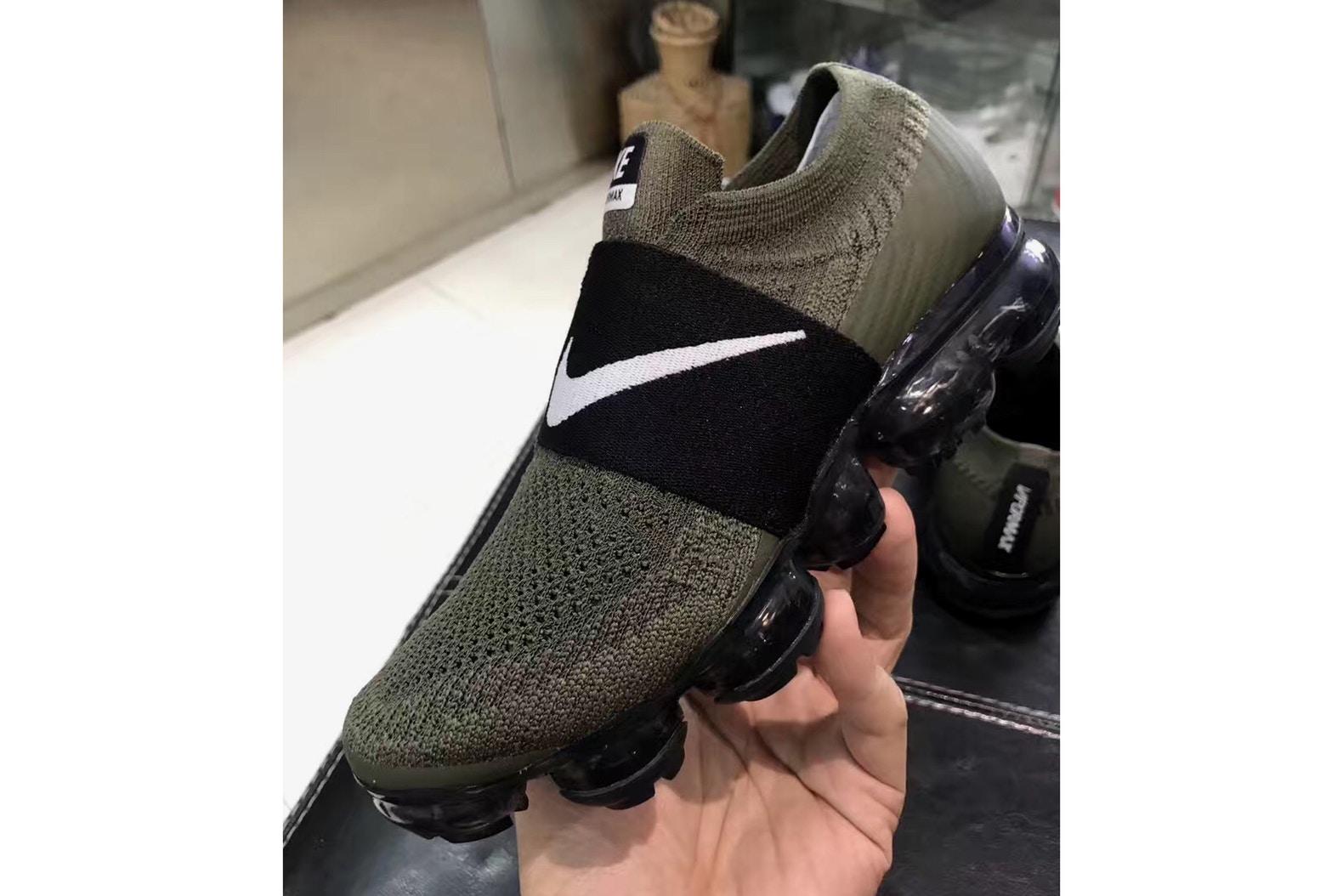 photos officielles a4861 359d2 La Vapormax de Nike se décline... sans lacets !